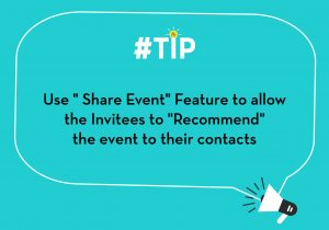 Share Event